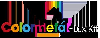 ColorMetal-Lux Kft. - cserepes lemez, trapézlemez, bádogos termékek